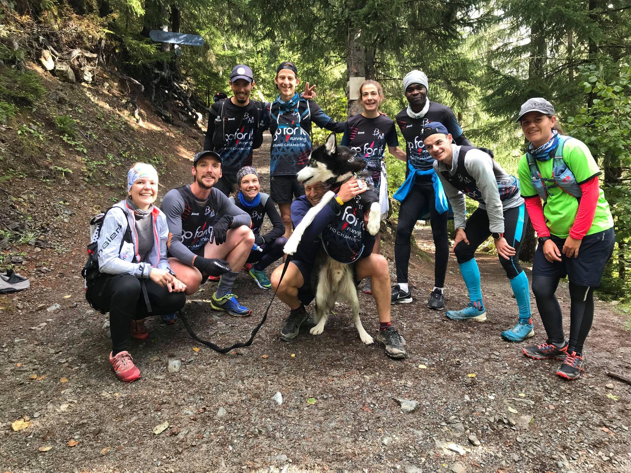 Week-end de cohésion : direction Chamonix !