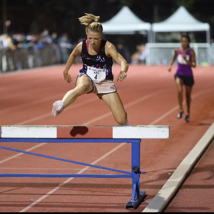 Championnats de France Elite – Anne-so 5e sur 3000m Steeple